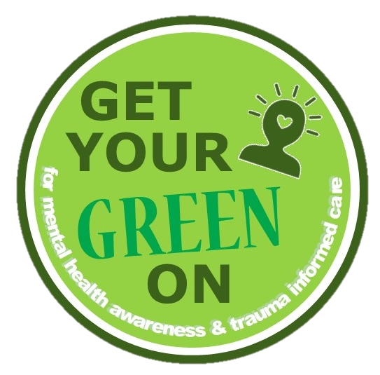 Get Your Green On logo